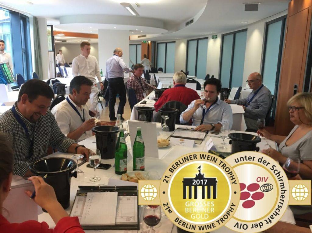 Berliner Wine Trophy 2017