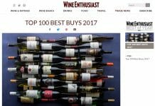 Top 100 Best Buys 2017 Wine Enthusiast