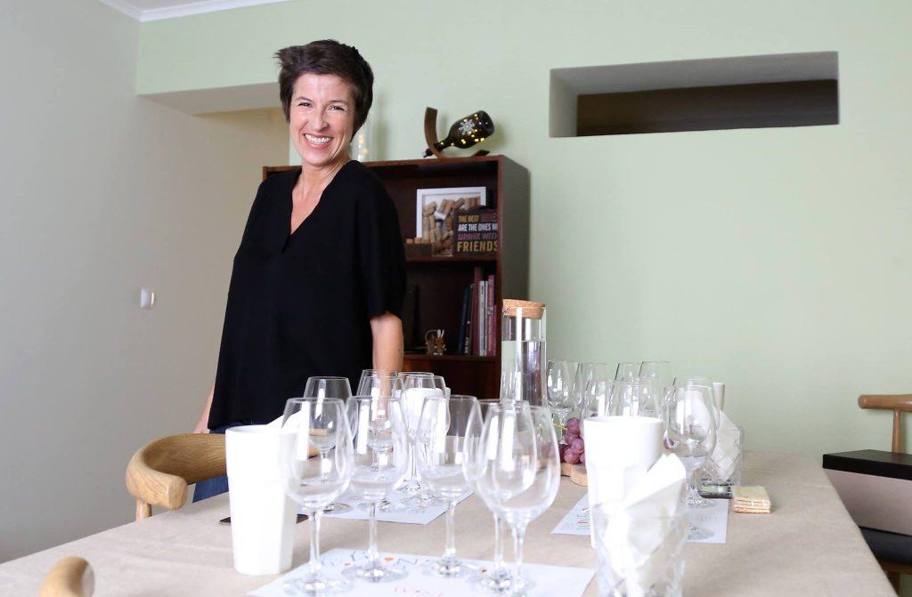 Teresa Gomes - The Wine Flat