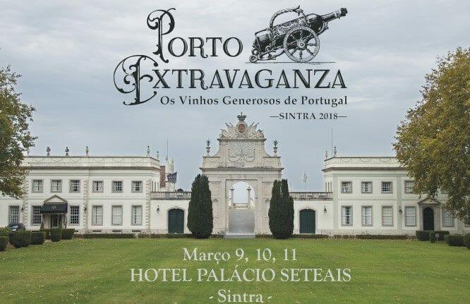 cartaz Porto Extravaganza 2018