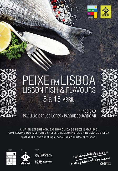 Peixe em Lisboa 2018