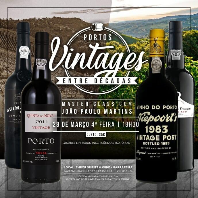 Prova Empor Porto Vintage