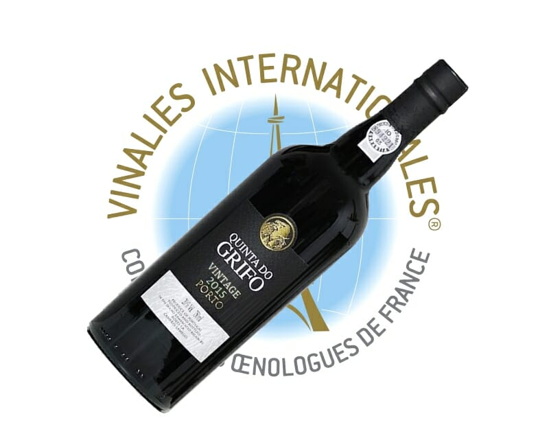 Vinalies Internationales 2018, Quinta do Grifo Porto Vintage 2015
