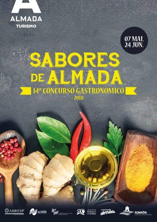 Concurso Gastronómico de Almada 2018