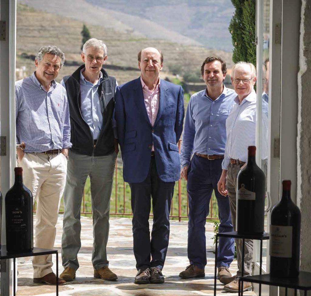 Symington Family Estates, Rupert, Paul, Johnny, Charles e Dominic Symington,