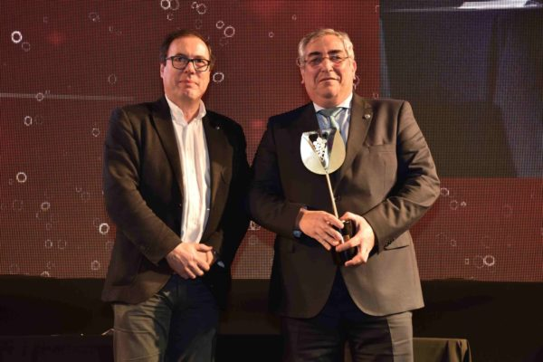 O Club del Gourmet do el Corte Inglès de Lisboa foi considerado a melhor loja Gourmet de 2018. Recebeu o troféu Pedro Almeida, das mãos de Joaquim cândido da Silva, da Portfolio Vinhos.