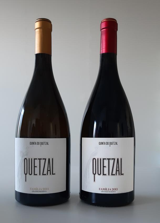 Quinta do Quetzal Familia branco e tinto