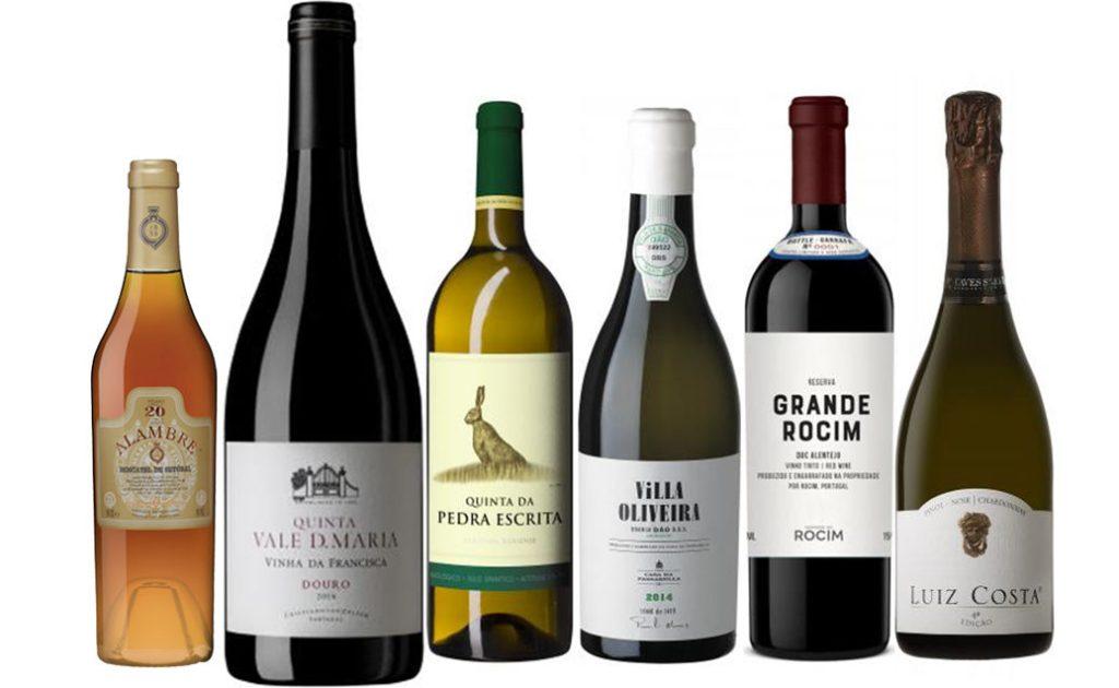 Vencedores Concurso Vinhos de Portugal 2019