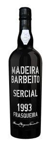 Barbeito Madeira Sercial Frasqueira 1993