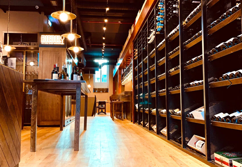 Wine Bar - Wines by Heart