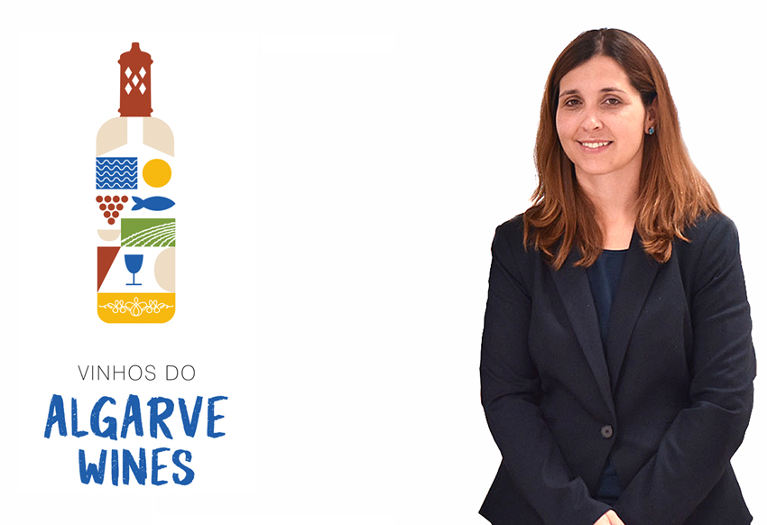 A nova imagem dos vinhos do Algarve e Sara Silva