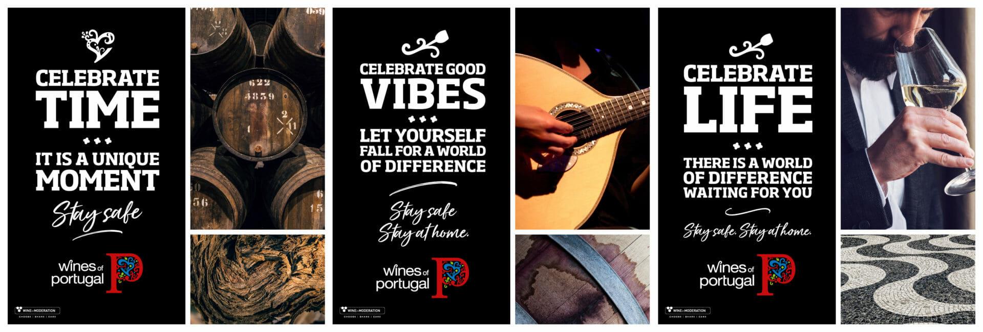Acção Wines of Portugal e BrandCook brindam a melhores dias