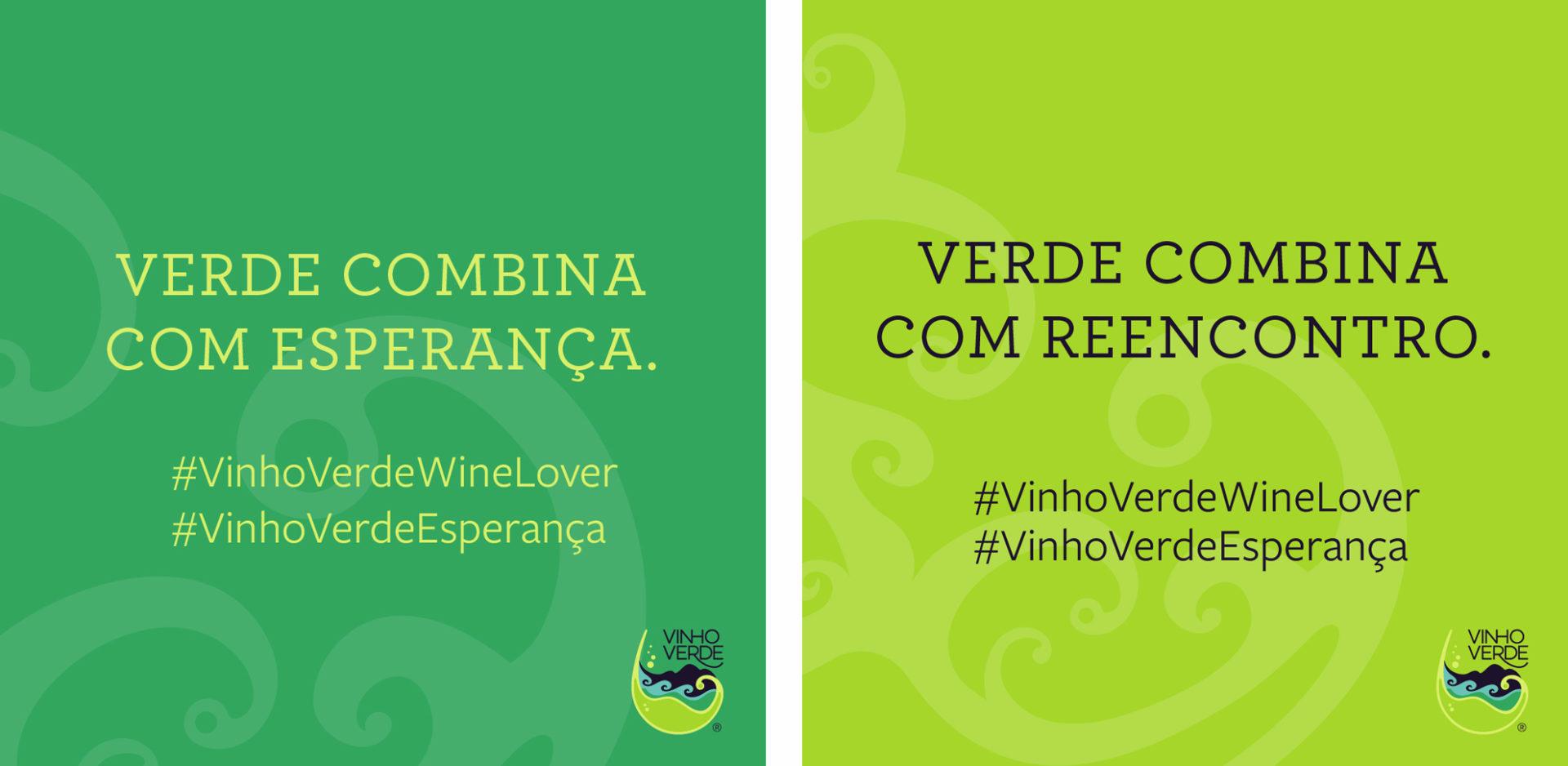 'Vinhos Verdes' tem nova campanha