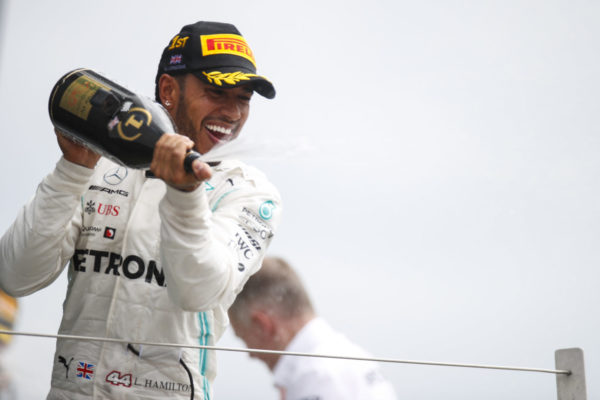 2019 British Grand Prix, Sunday - LAT Images