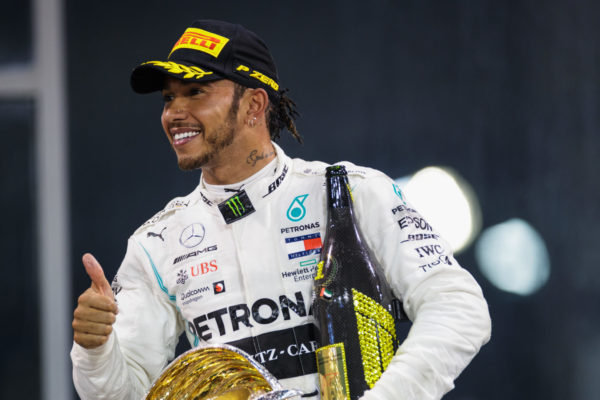 2019 Abu Dhabi Grand Prix, Sunday - LAT Images
