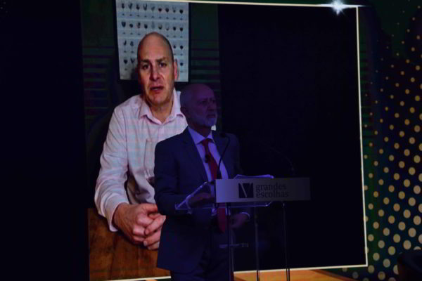 O Master of Wine e colaborador da Grandes Escolhas, Dirceu Vianna Júnior, em vídeo.