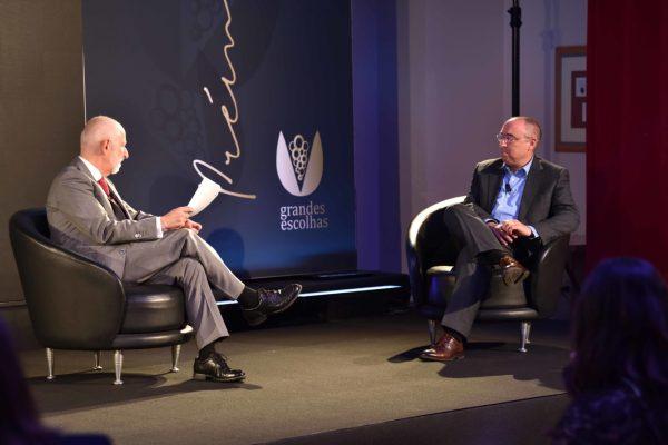 Manuel Pinheiro, presidente da CVR Vinhos Verdes, conversou com Luís Lopes.