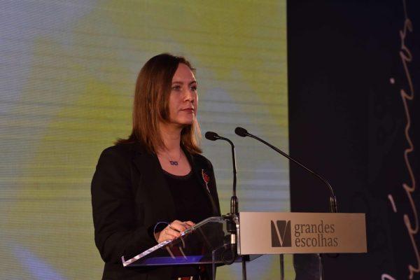Valéria Zeferino — redactora na Grandes Escolhas.