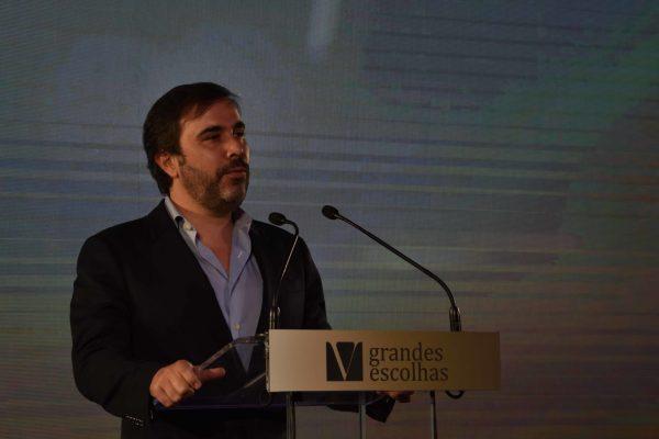 Nuno de Oliveira Garcia — redactor na Grandes Escolhas.