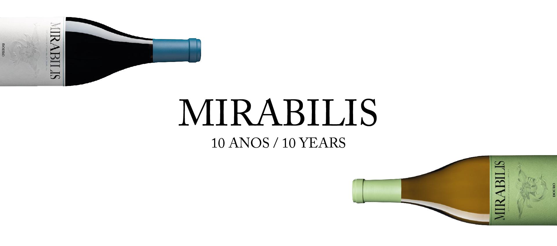 Mirabilis celebra 10 anos