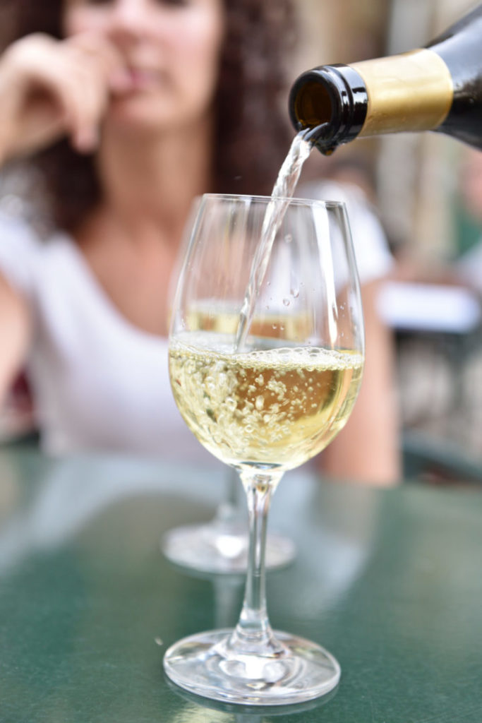 vinhos leves