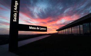 Mesa de Lemos menu Verão