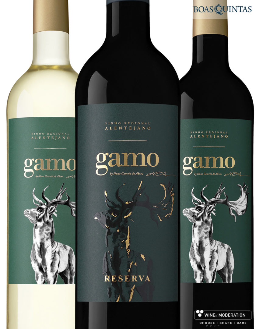 Boas Quintas vinhos Gamo