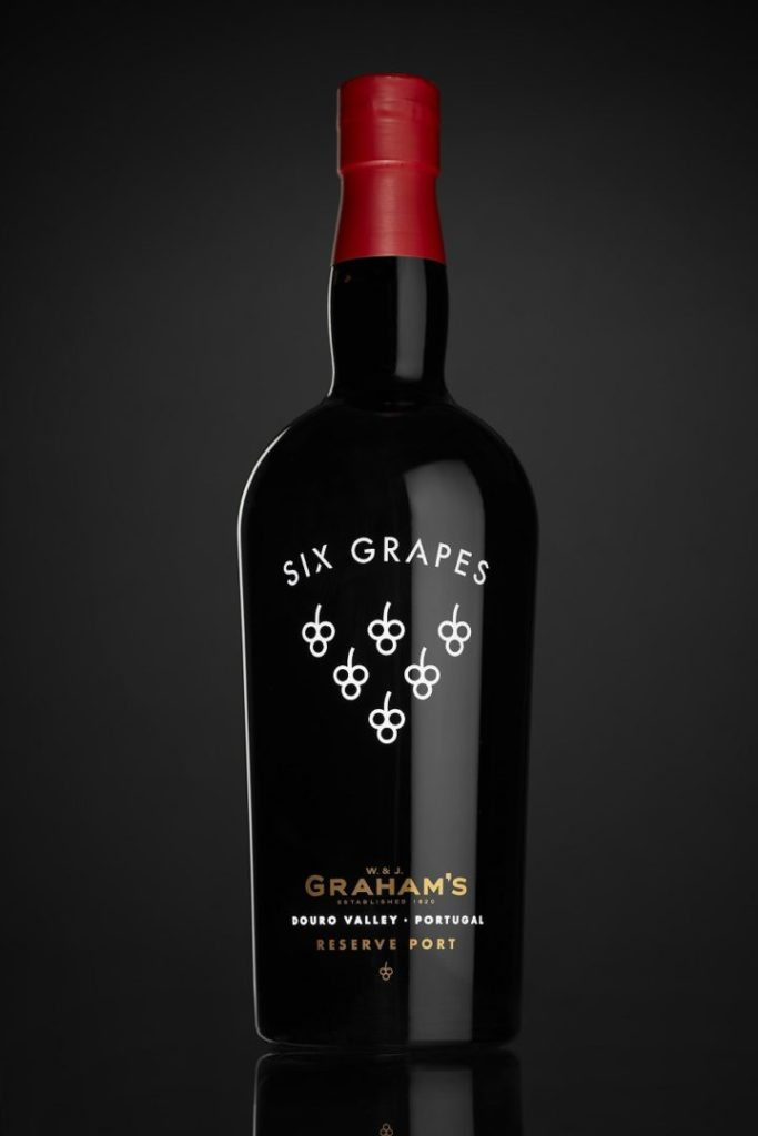 Six Grapes nova imagem