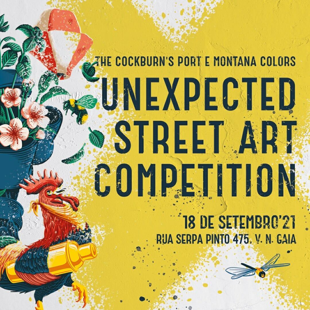 Cockburn's concurso street art